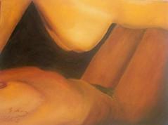 017 (Runge-S) Tags: woman art naked women kunst picture nackt oil frau bild acryl öl gemalt acrylbilder ölbilder