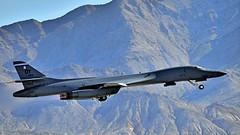 B-1B LANCER FLYBY  (bluerain2012) Tags: lasvegas military nellisafb b1b  d3200 aviationnation2012 lancerflyby b1b