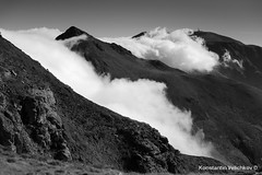The clouds overflow the Central Balkan National Park (Konstantin Velichkov photography) Tags: mountain nature clouds hiking central peak ridge bulgaria balkan botev