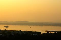 Week 46 - Sunset at Rawal Dam, Islamabad (Abdul Qadir Memon ( http://abdulqadirmemon.com )) Tags: pakistan sunset dam abdul hdr 2012 week46 islamabad qadir memon rawal 4652 project52 522012 462012