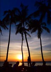 Sweet spot (Natalia Lewis) Tags: ocean sunset west beach marriott island hawaii bay big colorful side resort waikoloa abay pasific anaehoomalu