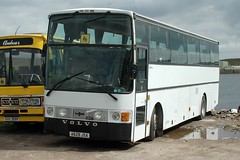 A629JSA (southlancs) Tags: cotters volvob10m halcrow vanhools shetlandbuses shetlandcoaches a629jsa