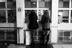 At Shibuya Station (Brandon Woo) Tags: street girls people urban woman cute girl beautiful beauty fashion japan lady female japanese tokyo pretty emotion candid shibuya streetphotography bodylanguage places snap gal kawaii photowalk    emotions japon streetfashion gyaru candidphotography     streetsnap rx1 candidstreet candidstreetshots   dscrx1 sonyrx1 sonydscrx1