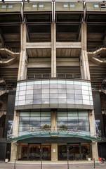 Twickenham Stadium, the home of England rugby