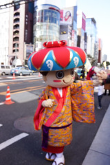 DSC04264.jpg (ntstnori) Tags: street tokyo ginza character  chuo 2012 yuruchara