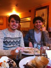 Kyle and Josh