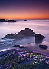 Early Morning Light (butch111281) Tags: seascape beach sunrise dawn rocks spittal