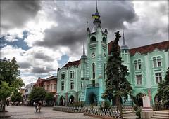 Мукачево, Украина, ратуша