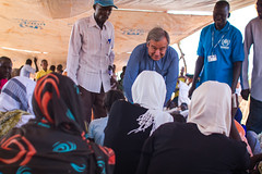 UNHCR News Story: UNHCR chief visits South Sudan to spotlight forgotten refugee crisis (UNHCR) Tags: africa camp news youth education southsudan refugees sudan president border hijab staff help aid health conflict information protection hc crisis assistance registration unhcr visibility soudan newsstory refugeecamp yida civilians sudaneserefugees conflictzone nubamountains unaccompaniedminors kordofan guterres southkordofan bluenilestate unrefugeeagency unitednationsrefugeeagency uppernilestate basicservices antnioguterres unitednationshighcommissionerforrefugees unhighcommissionerforrefugees salvakiirmayardit yidasettlement thesudanpeoplesliberationmovementnorth josephlualachuil webstory23november2012 thesudanarmedforces ministerofhumanitarianaffairsanddisastermanagement includinghealthcare