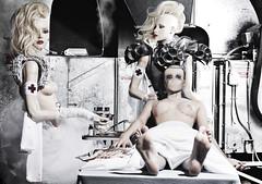 Anatomy Lesson 2043 (Maxime Thibodeau) Tags: mannequin anatomy lesson chirurgie leçon infirmière miseenscène 2043 danatomie maximethibodeau