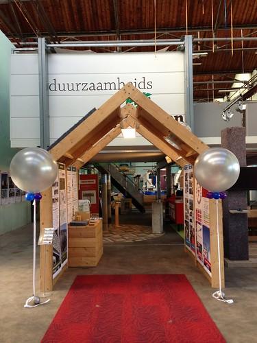 Cloudbuster Rond Stichting Duurzame Scholen Rotterdam