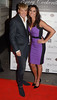 Gary Cockerill and Melanie Sykes, Pro Lashes by Gary Cockerill Beauty launch at Charles Fox Kryolan - Arrivals London, England