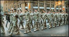 1st ROYAL TANK REGIMENT 1st. Dec 2012 (Derek Hyamson) Tags: afghanistan liverpool candid hdr 1stroyaltankregiment