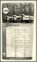 1920 Traffic Truck Saturday  Evening Post (carlylehold) Tags: opportunity history robert st mobile truck vintage louis jones sylvester traffic email here mo corporation smartphone missouri join motor tmobile whistle 7up happens bottling keeper vess signup haefner carlylehold solavei haefnerwirelessgmailcom