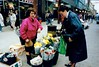 Flower Seller Argyle Street, 1990s