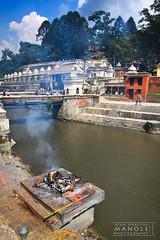 Pashupatinath Temple - Nepal (1) (Mihai Sebastian Manole) Tags: world nepal light color heritage water canon river temple natural september unesco human apa hindu hindi sites pashupatinath incineration rau bagmati culoare templu incinerare