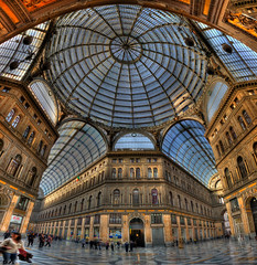 Napoli - Galleria Umberto 1 (CONTROTONO) Tags: panorama window glass naked nude bathroom gold hotel gallery arch afternoon view floor muscle mosaic chest butt chesthair wideangle tourist ceiling views barefoot barefeet photomerge bathtub marble nut bathing nudity athlete navel hdr bulge verticalpanorama nakedman neaples vertorama controtono