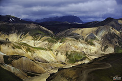 LANDMANNALAUGAR (euskadi 69) Tags: colors iceland couleurs islande landmannalaugar blinkagain photographyforrecreation iceland2012 rhyolitmountains massifsderhyolithe