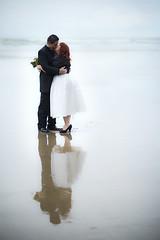 the brave little bride (*Starbuck*) Tags: beach oregon nikon december d800 oswaldstatepark