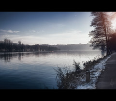 Winter in Essen (Germany) / Baldeneysee (Photofreaks) Tags: schnee winter snow nature germany deutschland landscapes essen scenery december district natur dezember ruhr ruhrgebiet 2012 landschaften ruhrpott baldeneysee bestcapturesaoi adengs wwwphotofreaksws shopphotofreaksws