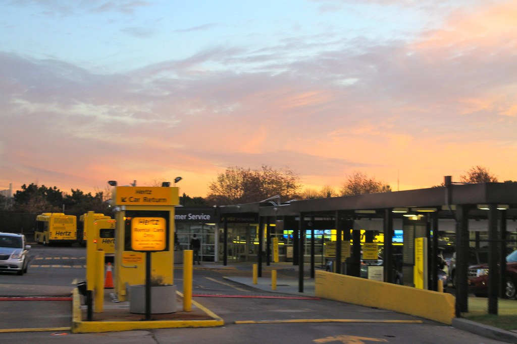 Hertz Rent A Car At Laguardia Airport