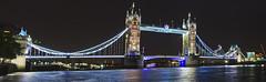 """Tower Bridge"" (Marco Rigamonti [www.rigamontimarco.com]) Tags: bridge light england london thames night towerbridge canon river fiume ponte londra notte luce inghilterra tamigi canonef24105mmf4lisusm canoneos60d marcorigamonti"