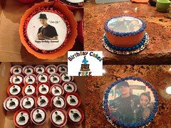 Chris Rene Cake by Vicki H Birthday Cakes 4 Free Santa Cruz Ca
