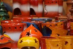 # 353 of 365 (Tomsch) Tags: closeup linz colours 365 ton nahaufnahme farben keramik adventmarkt