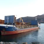 MV Raba agus JST Services Liebherr A 924 C Litronic thumbnail