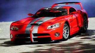 1:18 Diecast Dodge Viper