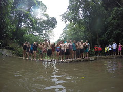 GOPR2849 (jackson.ingraham) Tags: el salvador waterfall riverbend youth ministry mission trip adventure