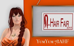 Barber YumYum 78AHF (cajsa.lilliehook) Tags: yummy tram yumyum damselfly flair whatnext maitreya pxl slink hairfair analogdog pxlcreations elikatira collabor88 glamistry lelutkameshheads letituler