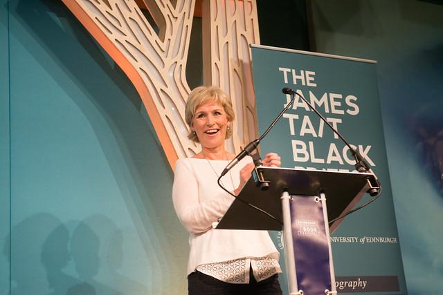 The James Tait Black Prizes - Sally Magnusson