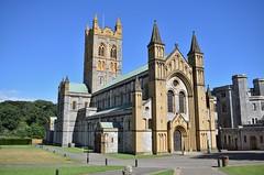 Buckfast Abbey (Hoovering_crompton) Tags: buckfast abbey buckfastleigh devon monks tonic wine summer completed