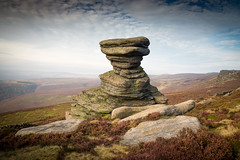 The Salt Cellar (Drift Imagery) Tags: saltcellar peakdistrict uk nationalpark dridtimagery heather