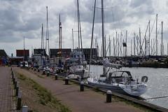 Marken, North Holland in the Netherlands (Green_Lama) Tags: marken nederland netherlands holland dutch paysbas village port voile pittoresque