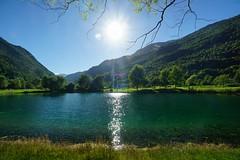 Plan d'eau de Montgirod (yoduc73) Tags: lac tang alpes tarentaise savoie montgirod centron