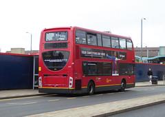 GAL E131 - SN60BZC - BEXLEYHEATH - SAT 20TH AUG 2016 (Bexleybus) Tags: adl dennis enviro 400 bexleyheath broadway tfl route 132 goahead go ahead london e131 sn60bzc