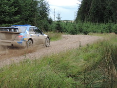 Grampian Stages Rally 2016 (RS Pictures) Tags: src scottish rally championship coltel grampian stages stage 2016 durris ss forest forestry road track special ss6 2 subaru impreza wrc s12 s12b motorsport auto