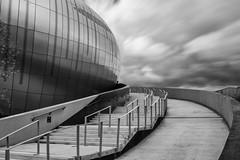 Cit du Vin, Bordeaux (...::: Antman :::...) Tags: citduvin bordeaux ville city archi architecture urban design stairs escaliers noiretblanc blackandwhite