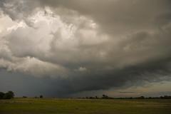 Kansas Storm (thefisch1) Tags: storm prairie kansas cloud thunder rain sky horizon wind turbulence pasture blue stem grass nikon nikkor interesting oogle calendar