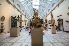 VICTORIA AND ALBERT MUSEUM (Rober1000x) Tags: summer verano 2016 europa europe london londres victoria albert museum england uk history sculpture interior renacimiento art
