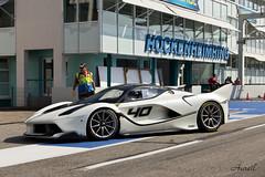 Ferrari Fxx-K (AureilFerrari) Tags: aureil auto automobile automotive voiture car coche wagen worldcars corse clienti xx programme numro srie chassis serial number canon eos 60d