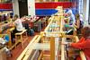 (RAIL REED & weaving) Tags: railreed looms weaving weavers summercourses weavehackers
