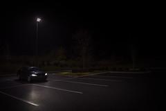 9/366 after work (sullivanj487) Tags: 366 365 nikon d7200 dark night light lowkey black car
