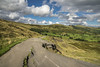 The old road, Mam Tor (Keartona) Tags: mamtor road abandoned old tarmac cracked unstable eroded collapsing castleton peakdistrict england sunny derbyshire