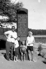 (trekbody) Tags: eileenfewerterry adjusted cropped fewerfamily iphotoedited itasca itascastatepark jimterry miketerry minnesota patrickterry relatives rotated terryfamily usa