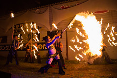 0B7A9327 (rome_rome) Tags: fire fireperform fireperformance dancer dance