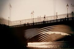 Mandres (Calinore) Tags: paris city ville france architecture fra pontdesarts bridge seine river fleuve