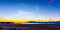 SunRise (Unique Earth) Tags: morning horizon morningredyellow beach